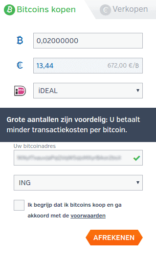 Hoe kan je Bitcoin kopen?