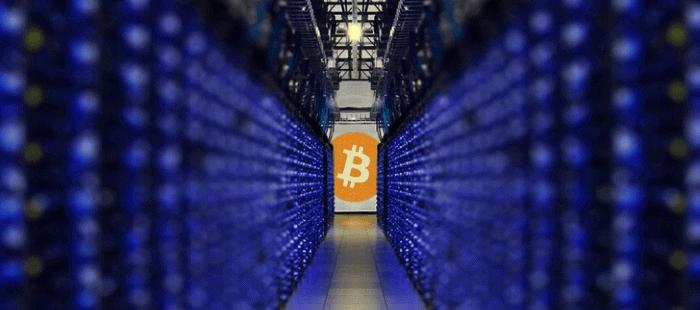 Bitcoin mining serverpark