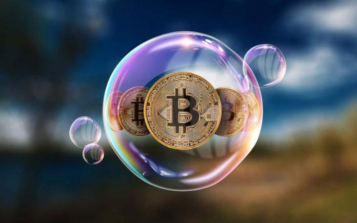 De Bitcoin bubbel