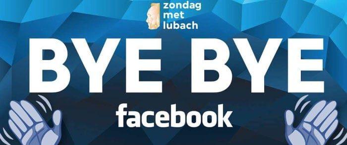 Facebook zondag met Lubach
