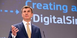 Vice President Andrus Ansip
