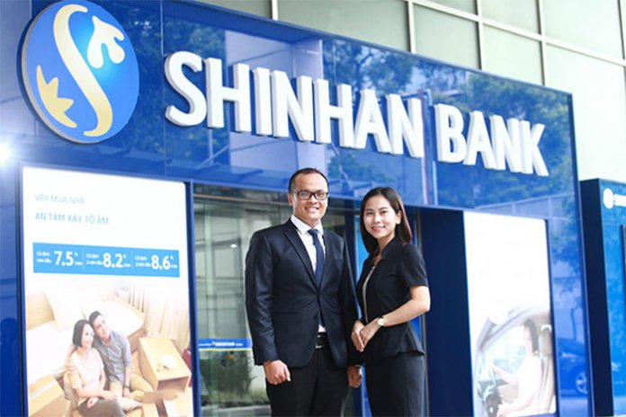 Shinhan Bank Zuid-Korea