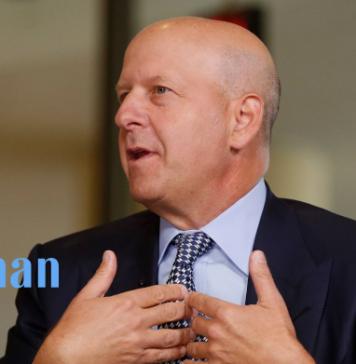 David Solomon Goldman Sachs