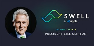 ex_president_clinton_zal_keynote_speaker_zijn_tijdens_ripple_swell_conferentie