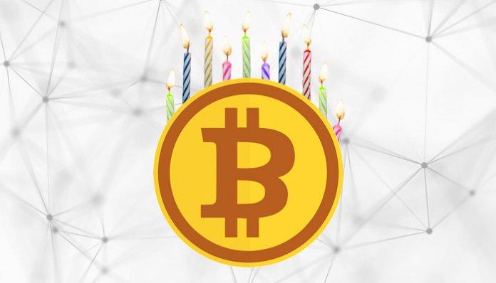 10-jarig_bitcoin_BTC_komt_gedurende_tiende_levensjaar_niet_onder_6000_dollar