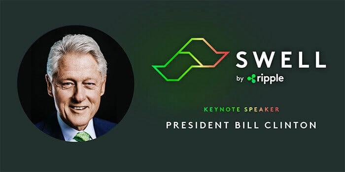 oud-president_bill_clinton_spreekt_op_Ripple_conferentie_swell
