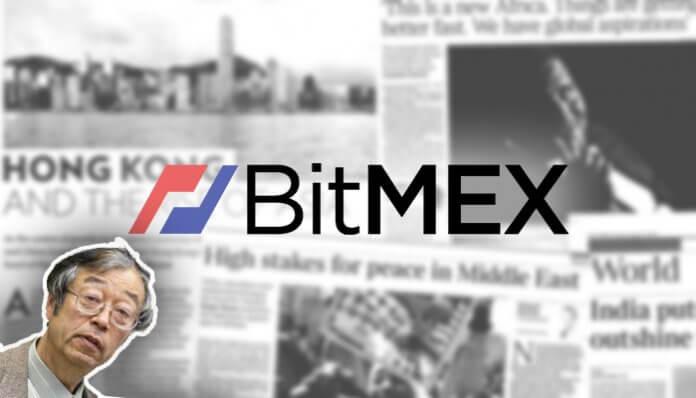 bitmex_bedankt_bitcoin_grondlegger_satoshi_nakamoto_in_koeienletters_op_voorpagina_the_times_satoshi