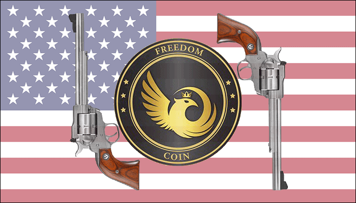 freedomcoin gunbroker icox