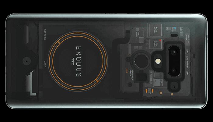 HTC maakt een groot aantal aankondigingen voor haar blockchain-telefoon de Exodus