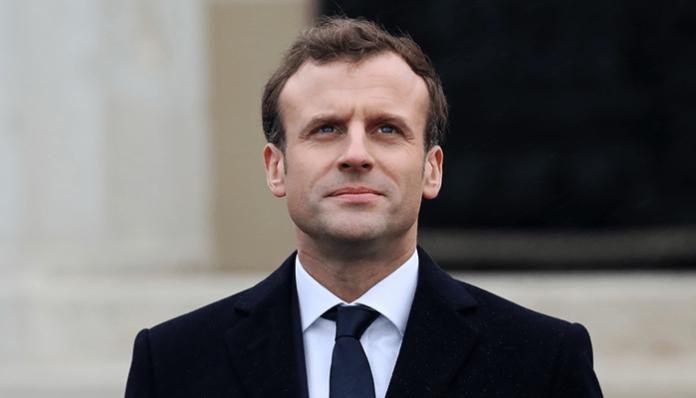 President Macron wil blockchains gebruiken voor de landbouw in Europa