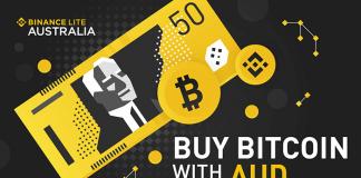 Binance biedt mogelijkheid om bitcoin te kopen met fiat in Australië
