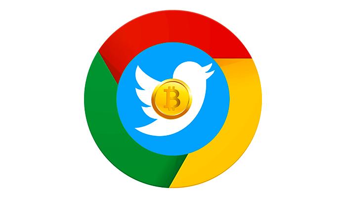 Browser plugin toont legt bevooroordeelde Twitter berichten over cryptocurrency bloot