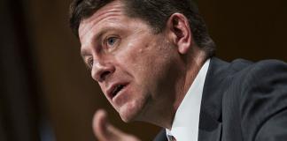SEC voorzitter Jay Clayton: ethereum en dergelijke cryptocurrencies zijn geen securities