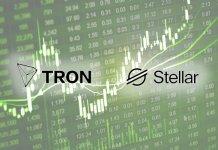 tron_TRX_maakt_zich_op_voor_de_bears_stellar_XLM_de_grootste_stijger