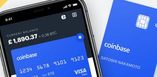 Coinbase lanceert cryptocurrency Visa betaalkaart voor Verenigd Koninkrijk en Europa