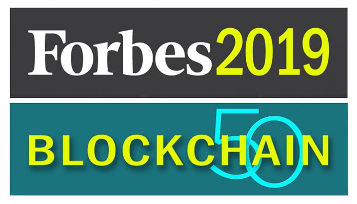 Forbes publiceert lijst met miljardenbedrijven die blockchain gebruiken