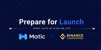 Binance kondigt volgend Launchpad project aan: de Matic Network