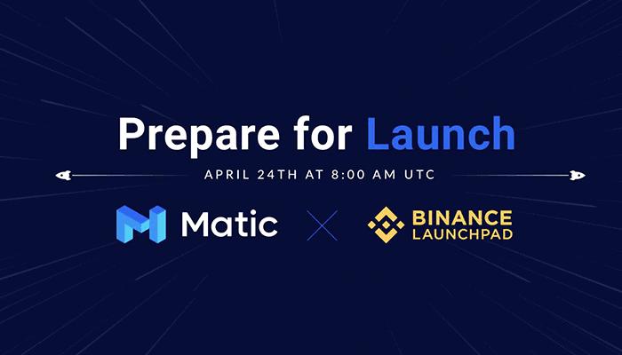 Binance kondigt volgend Launchpad project aan: de Matic Network