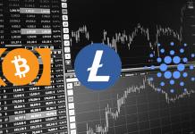Cryptomarkt consolideert met weinig grote bewegingen in top 10 cryptocurrencies