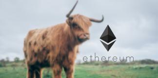 Ethereum (ETH) prijs stijgt sinds lancering testnet Ethereum 2.0, ook sentiment steeds positiever