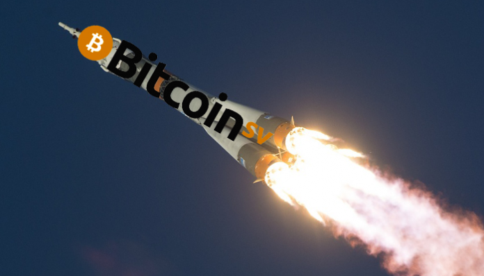 Ripple (XRP) in opwaartse trend op zoek naar volgende resistance, bitcoin SV stijgt explosief