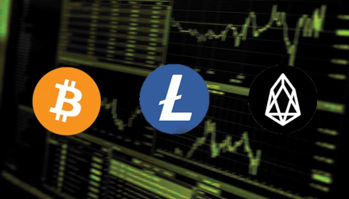 Top 100 cryptocurrencies een zee van groen, bitcoin (BTC) vestigt nieuwe yearly high