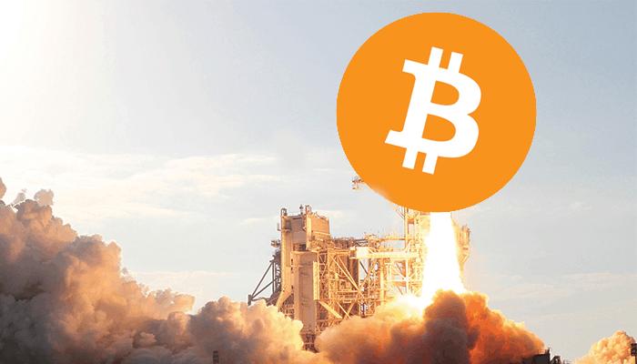 Bitcoin (BTC) vormt nieuwe yearly high en zet koers richting volgende resistance