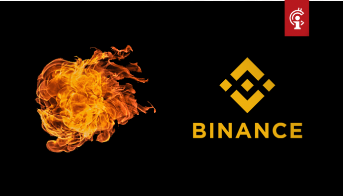 Binance voltooid achtste coin burn Binance Coin (BNB)