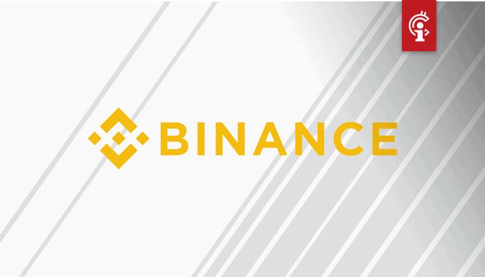 Binance CEO Changpeng Zhao: Binance Cloud komt eraan