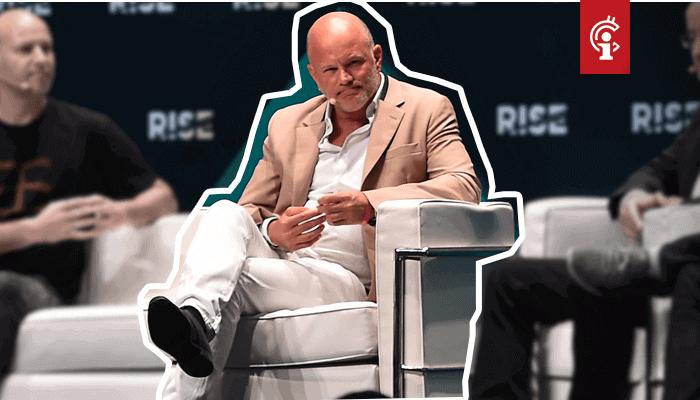 Waarom de de koers van bitcoin (BTC) kelderde volgens Mike Novogratz