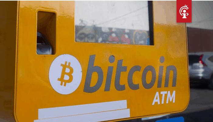 Bitcoin (BTC) geldautomaten met 1000% gegroeid sinds begin 2016