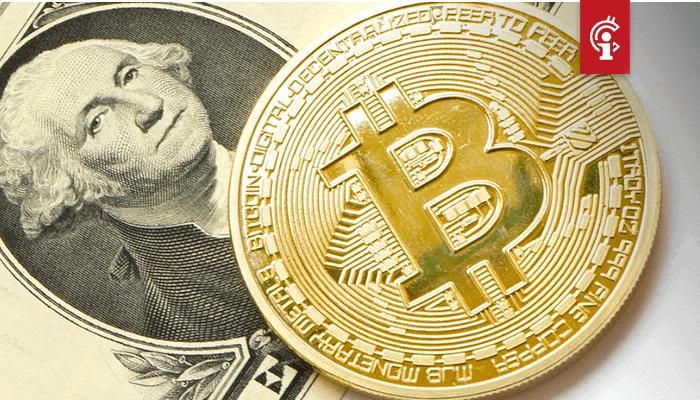 Bitcoin (BTC) koers dichtbij weerstandslijn driehoekspatroon, altcoin koersen handelen vooral zijwaarts