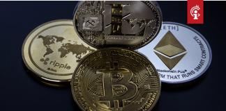 Bitcoin (BTC) test support bij $7.700, altcoins dalen mee