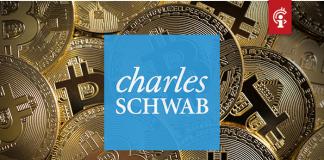 Broker-reus Charles Schwab blijft vooralsnog uit de crypto-markt