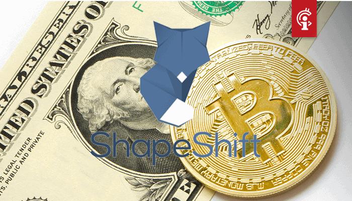 CEO crypto exchange ShapeShift: bitcoin (BTC) zal fiatvaluta binnen 10-20 jaar overnemen