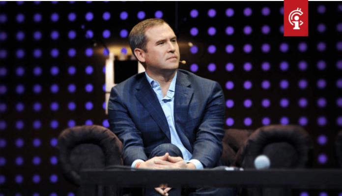 CEO Ripple Ripple kan de prijs van XRP evenmin beïnvloeden als de whales de prijs van Bitcoin kunnen beïnvloeden