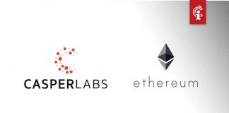 CasperLabs haalt $14,5 miljoen op voor oplossen schaalbaarheidsproblemen Ethereum