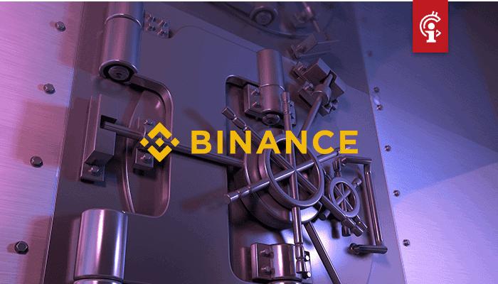 Exchange Binance ontvangt ISO accreditatie voor goed beveiligingsbeleid