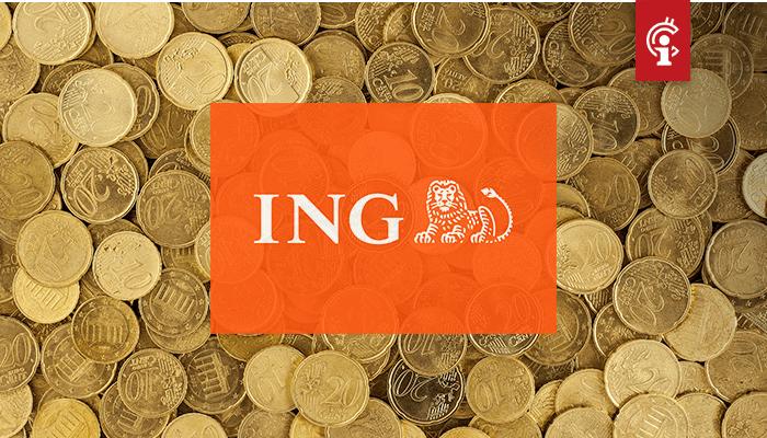 Bitcoin investeringen nemen niet toe door huidige economie, zegt de ING