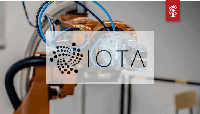 IOTA Foundation lanceert 'Industry Marketplace' voor volledig autonome productieprocessen