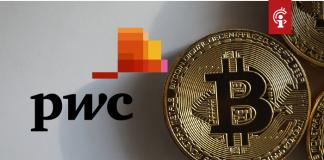 PwC Luxembourg gaat vanaf 1 oktober cryptocurrency accepteren als betaalmiddel