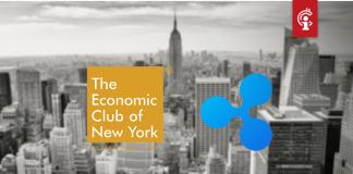 Ripple CEO Brad Garlinghouse gaat spreken op prestigieus economisch forum in New York