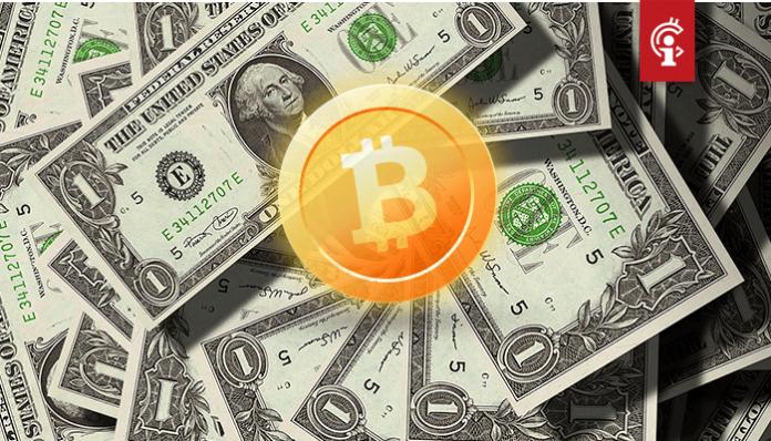 Bitcoin (BTC) corrigeert flink na testen 100-MA, ripple (XRP) de grootste stijger