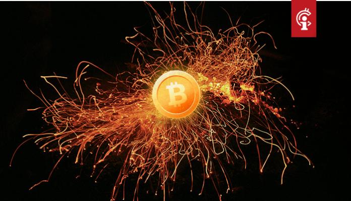 Bitcoin (BTC) koers breekt uit trendkanaal en test de $8.300, altcoins zien groen