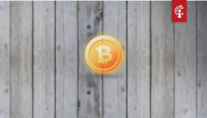 Bitcoin (BTC) koers na korte opleving richting $8.100 weer terug bij af