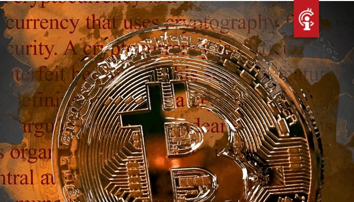 Bitcoin (BTC) koers vormt dalende trendlijn, test de 200 dagen MA