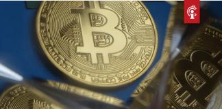Bitcoin (BTC) koers weer een stapje omhoog maar stuit op weerstand