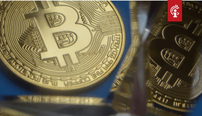 Bitcoin (BTC) koers zakt iets terug na stijging en vindt support bij $8.100