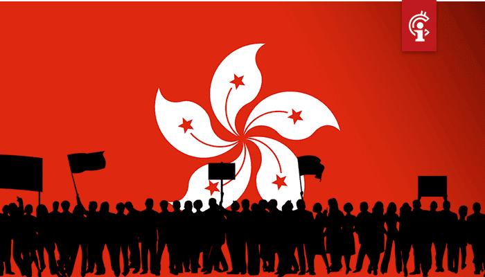 Bitcoin (BTC) prijs en handelsvolume pieken in Hong Kong te midden van protesten