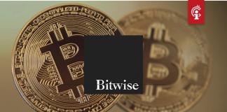 """Bitwise: """"Bitcoin (BTC) ETF is dichterbij dan ooit tevoren"""""""